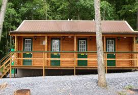 prefab camp bathhouse falls creek park pinterest log cabin kits cabin