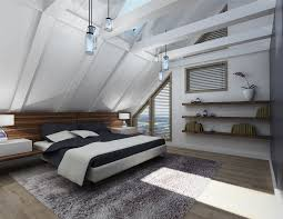 Attic Designs Bedroom Magnificent Attic Bedroom Set With Wood Furnishings And