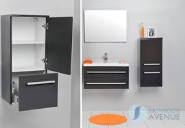 Grey Bathroom Wall Cabinet Grey Wall Mounted Bathroom Cabinet With Sink Bathroom Store
