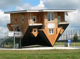 upside down house floor plans