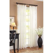 Beaded Curtains At Walmart by Interior Lace Curtains Walmart Burgundy Curtains With Valance