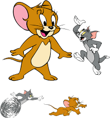 free vector ornaments and logos tom jerry vector
