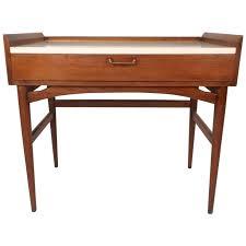 american of martinsville desk small mid century modern desk or vanity by american of martinsville