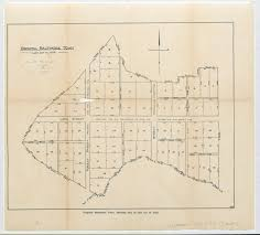 Umd Campus Map First Records Of Baltimore Town And Jones Town 1729 1797 Md