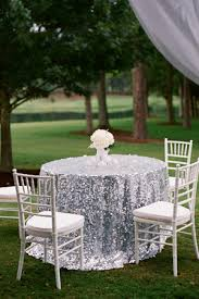 linens for weddings wedding by justin demutiis with classic glam style