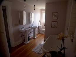 Wood Floor In Bathroom 80 Best Bathrooms Images On Pinterest Room Bathroom Ideas And