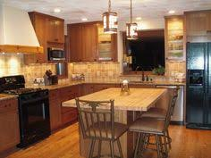 Western Style Kitchen Cabinets Love The Cabinets And The Hood Dream Home Pinterest Hoods
