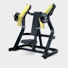 pure strength incline chest press machine technogym