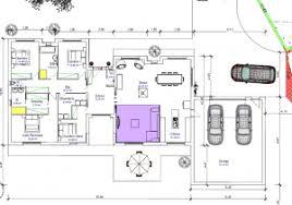 e plan plans maison modern house plan de grande newsindo co con plan maison