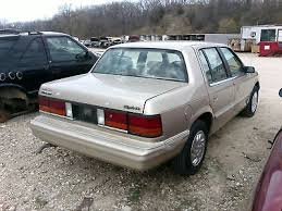 Dodge Spirit Plymouth Acclaim Chrysler Used Plymouth Acclaim Automatic Transmission U0026 Parts For Sale