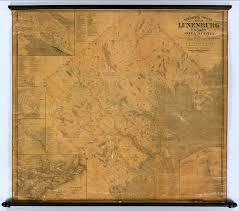 Map Of Nova Scotia Lunenburg County Nova Scotia David Rumsey Historical Map Collection