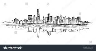 free hand sketch new york city stock vector 620694266 shutterstock