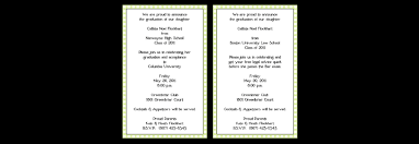 Open House Invitations Graduation Open House Invitation Wording Graduation Open House