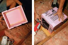 can light fire box best contemporary recessed can light insulation covers household