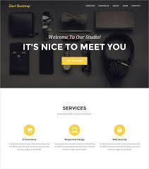 38 one page website themes u0026 templates free u0026 premium templates