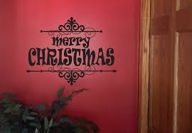 product reviews merry christmas frame wall decals