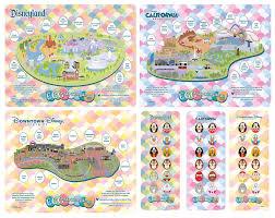 disneyland california adventure map egg stravaganza returning to disneyland in april