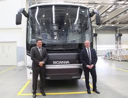 volvo truck factory scania inaugurates bus manufacturing facility at narasapura