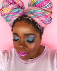 how to be a professional makeup artist 21 yarn braid hairstyles and how to do yarn braids yarn braids