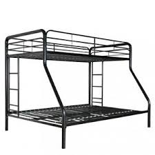 Safety Rail For Bunk Bed Bunk Beds With Safety Rails And Two Ladders Metal