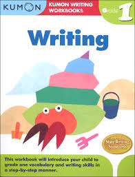 kumon writing workbook grade 1 028755 details rainbow resource