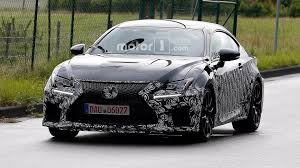 lexus rcf wallpaper lexus spied prepping updated rc f possible engine update