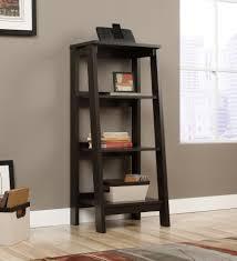 sauder select cherry 5 shelf bookcase 412835 sauder bookcases