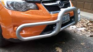 subaru crosstrek grill accessories on subaru xv crosstrek youtube