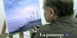 comment peindre le ciel et la mer dessin art musique