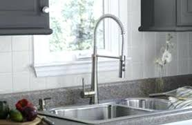 giagni fresco stainless steel 1 handle pull kitchen faucet giagni fresco stainless steel 1handle pulldown kitchen faucet
