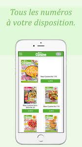 cuisine maxi maxi cuisine recettes faciles astuces menus on the app store