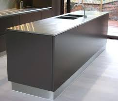 kitchen island worktops kitchen island with stainless top kitchen worktops grey kitchens