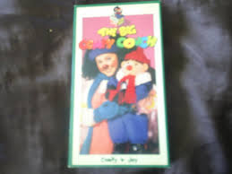 amazon com big comfy couch comfy and joy vhs ramona gilmour