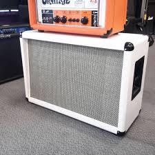 12 guitar speaker cabinet used sourmash 1x12 cabinet white 50w guitar speaker cabinet 1 x 12