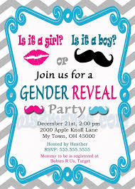 reveal baby shower gender reveal baby shower invitations party xyz