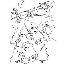 ACTIVITES Coloriage de Noël le loup qui naimait pas noel decembre