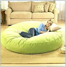 cozy bean bag chairs home decorcozy oversized material renovation