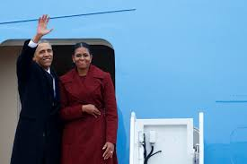 where is michelle obama barack obama wife enjoy french polynesia