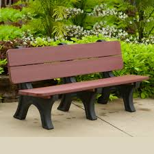 bench berlin berlin gardens poly park bench bars benches picnic tables