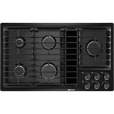 Blue Star Gas Cooktop 36 Jgd3430bs 30 Jx3 Gas Downdraft Cooktop Intended For Jenn Air