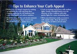 Curb Appeal Real Estate - may june postcards curb appeal tips