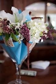 Large Martini Glass Centerpieces by Wedding Deluxe Décor Pearl Centrepiece Ladyluxejewels Wedding