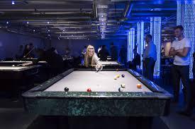 new edinburgh pool hall and pizza bar hall bar and pool table