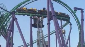 What Are Six Flags Hours More Than 20 Riders Get Stranded On Six Flags Roller Coaster For