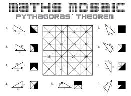 pythagoras u0027 theorem miss brookes maths pinterest