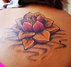lotus neck tattoos askideas com
