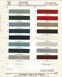 1963 chevrolet nova ember red code 922 car paint color kit