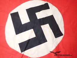 German War Flag German Vehicle Recognition Flag W Maker Marks World War