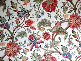 Exclusive Curtain Fabrics Designs Curtain Fabric Upholstery Tree Of Linen Ivory Fabric
