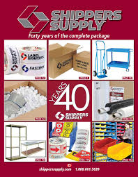 shippers supply 2015 catalogue by shippers supply issuu
